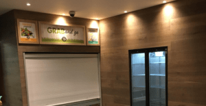 New Changing Rooms For David Lloyd, Uxbridge