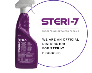 Steri-7 official distributor.