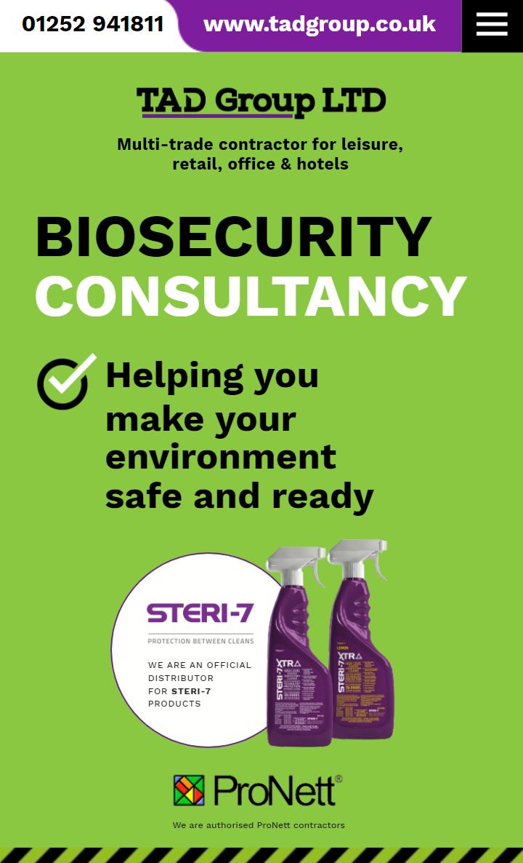 BioSecurity Brochure